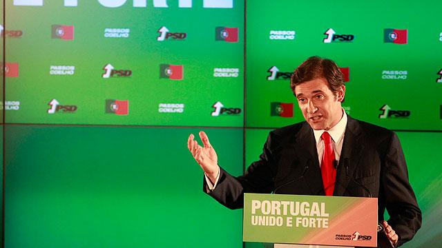 Portugal gira a la derecha y da una holgada mayoría a los conservadores