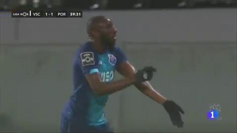 Ir al VideoPortugal reflexiona tras los insultos racistas al jugador del Oporto Marega