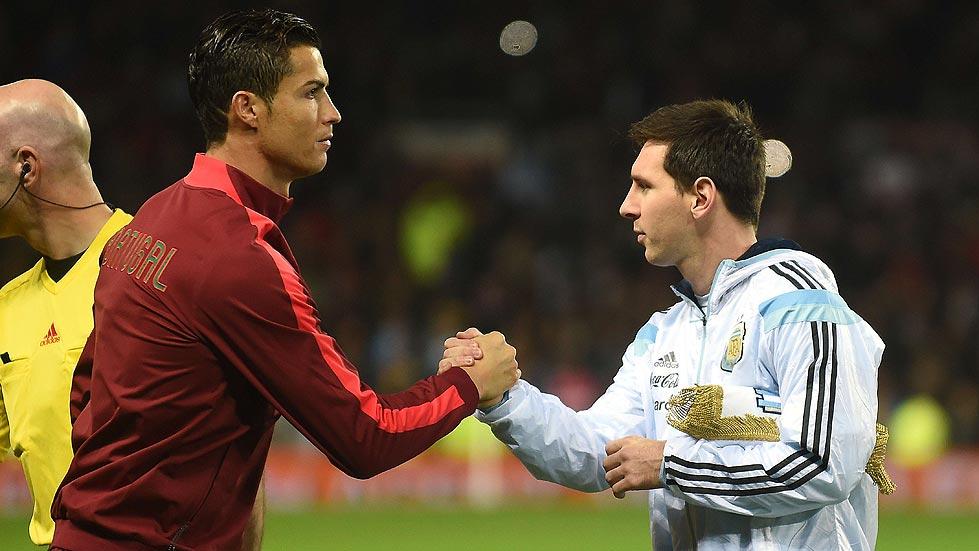 Portugal vence a Argentina en un duelo gris de Cristiano y Messi