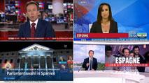Ir al VideoLos posibles pactos copan las portadas de los medios internacionales tras las elecciones generales
