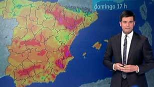 Posibles tormentas fuertes en los Pirineos y la Ibérica riojana