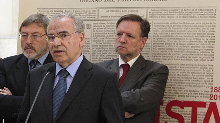 Los líderes territoriales del PSOE comienzan a posicionarse para el Comité Federal