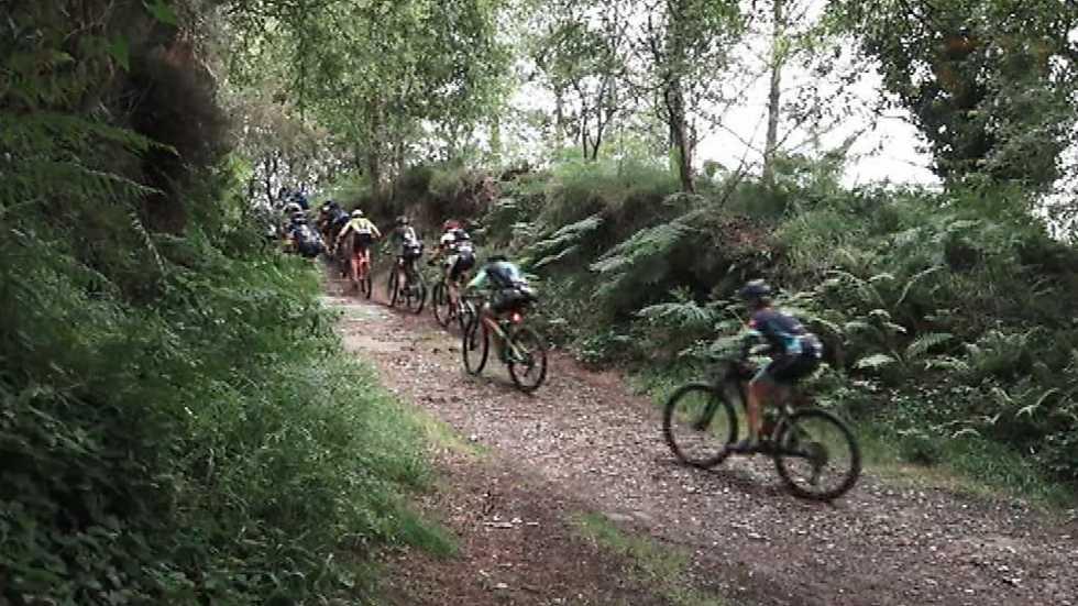 Mountain Bike - Powerade Non Stop San Sebastián-Barcelona