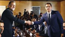 PP y Ciudadanos firman un acuerdo de 150 medidas para la investidura de Rajoy