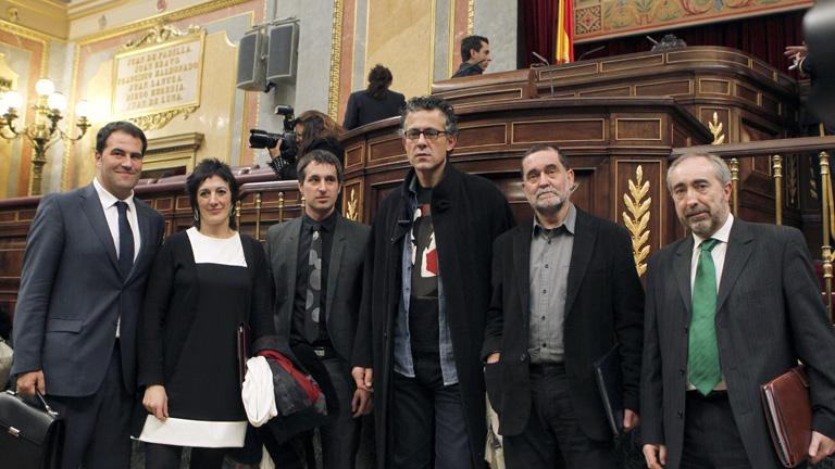 El Partido Popular cree que Amaiur ha intentado sortear la ley