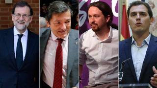 El PP ganaría de nuevo las elecciones con un 31'5% de los votos, según el último barómetro del CIS