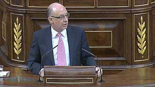 El PP en solitario convalida en el Congreso su nuevo plan de ajuste