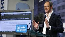 """Ir al VideoEl PP pide el voto popular para evitar """"un pacto de perdedores"""""""