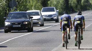 El PP propone endurecer las penas por atropellos de ciclistas