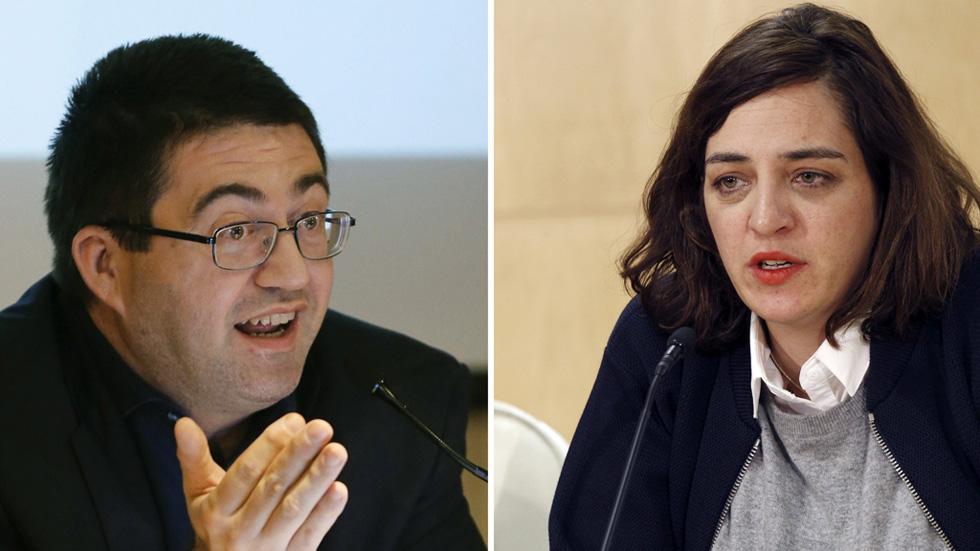 PP, PSOE y Ciudadanos reprueban y piden el cese de los ediles de Ahora Madrid Carlos Sánchez Mato y Celia Mayer