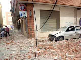 Ver vídeo  'El PP y el PSOE expresan su solidaridad con las víctimas del terremoto'