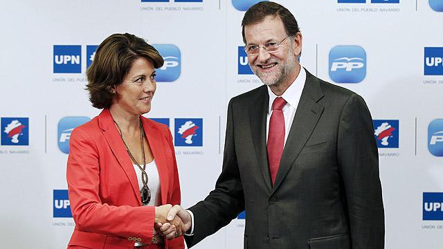 PP y UPN concurrirán juntos a las próxmas elecciones generales del 20-N