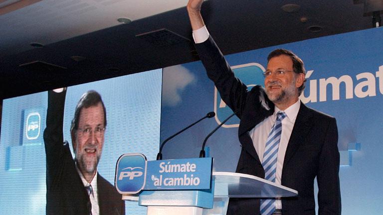 La caravana del PP vuelve a Cataluña