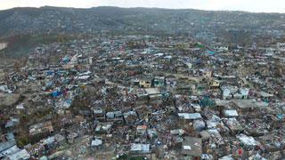 La precariedad de las viviendas de Haití ha sido determinante en la catástrofe