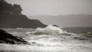 Precipitaciones en el cuadrante noroeste peninsular