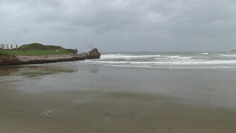 Precipitaciones moderadas y frecuentes en Galicia, área cantábrica y Pirineo