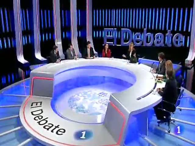 El Debate de la 1 - Manuel Pimentel y Antonio Gutiérrez preguntan a Soraya Rodríguez