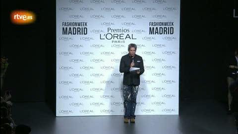 Madrid Fashion Week 2012  - Premio L'Oreal