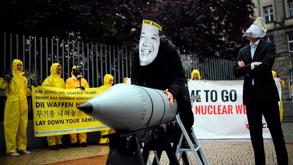 Premio Nobel de la Paz a ICAN, la campaña internacional para prohibir las armas nucleares