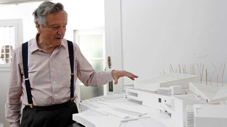 Rafael Moneo recibe el Premio Príncipe de Asturias de las Artes