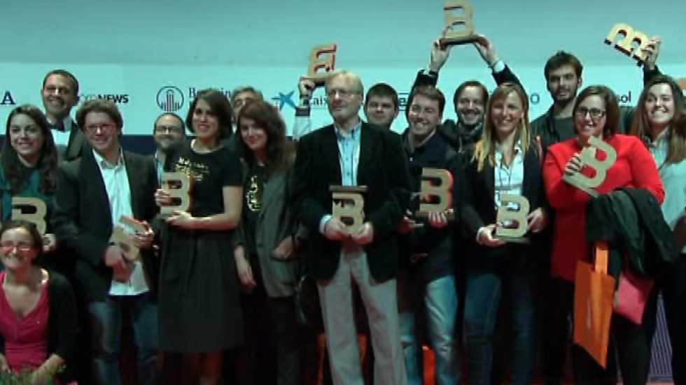 Cámara abierta 2.0 - Premios Bitácoras 2015, #ViveAhoraTalent, Concierto OJEM Recordando a Sarah y Antonio Salas