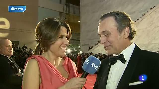 """Premios Goya 2012 - José Coronado: """"Espero que Urbizu se lleve el premio"""""""