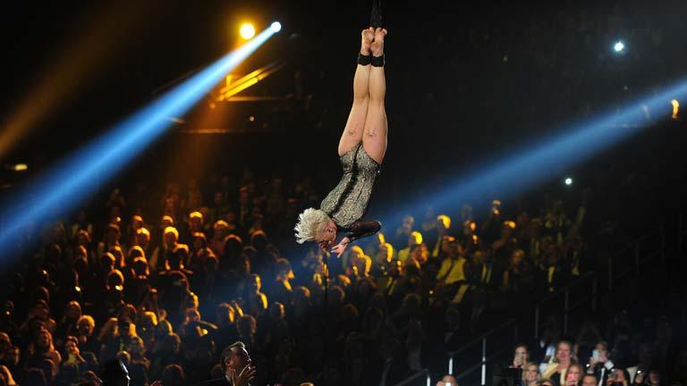 Música electrónica y rap, triunfan en los Grammy