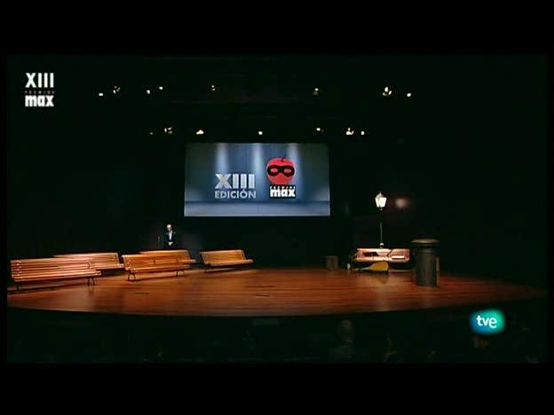 Gala de entrega XIII Premios Max