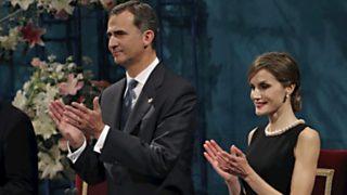 Informe Semanal - Premios Princesa de Asturias