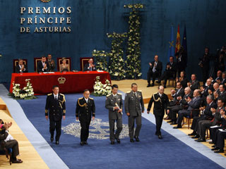 Informe Semanal: Premios Príncipe de Asturias 2011