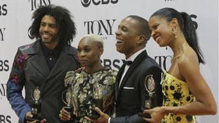 """Los Tony se rinden ante el musical """"Hamilton"""" en una ceremonia que recuerda a las víctimas de Orlando"""