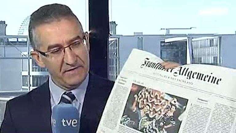 La prensa alemana recoge con ironía el rescate financiero a España