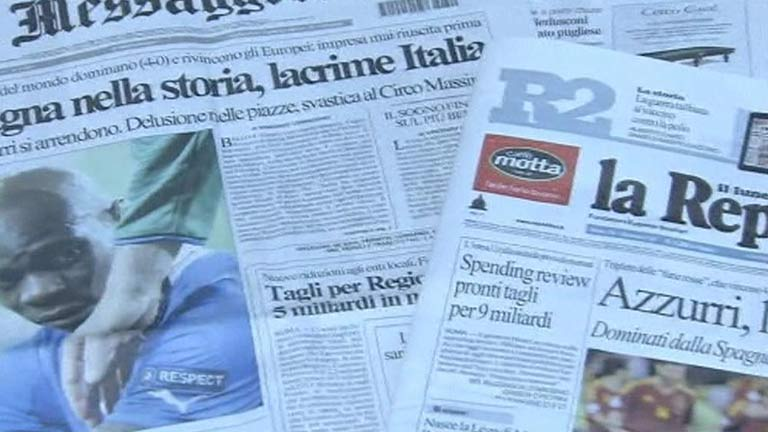 La prensa mundial se rinde a la Roja