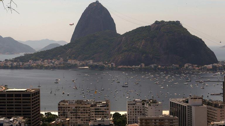 Preocupa la contaminación en Río 2016
