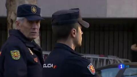 Ir al VideoPreocupa el repunte de la violencia en los estadios de fútbol españoles