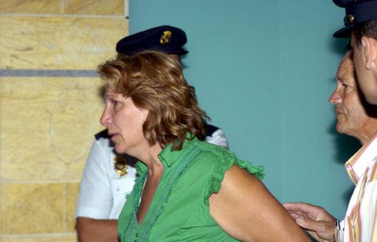 Reacciones de los familiares de los pasajeros del avión siniestrado