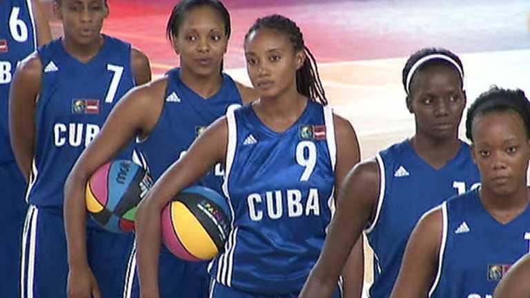 Baloncesto femenino - Preparación Campeonato del Mundo: España-Cuba