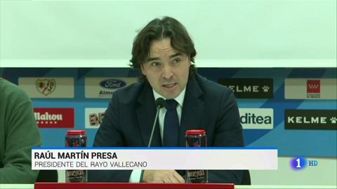 """Ir al VideoPresa: """"La sanción al Rayo es completamente injusta, somos una víctima"""""""