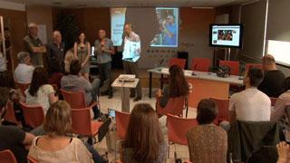 OI2 - Presentación del reportaje sobre los refugiados sirios en Barcelona