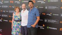 Ir al VideoPresentación de las películas españolas en el Festival de Cine de San Sebastián