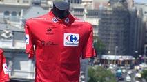 Presentado el maillot rojo de la Vuelta a España