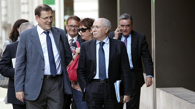 """El presidente de Bancaja dimite y señala que la entidad """"ha sido objeto de varias auditorías"""""""