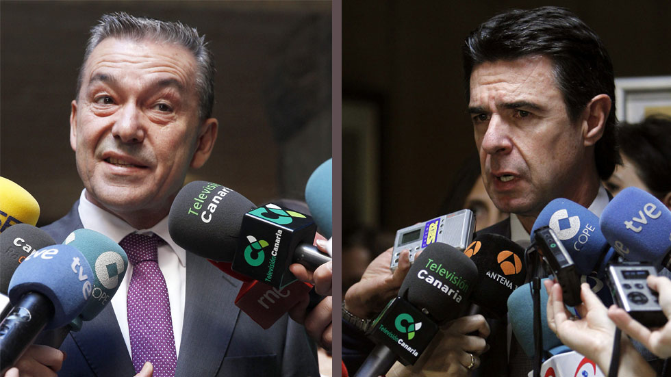 """El presidente de Canarias califica de """"asalto al territorio canario"""" las prospecciones de Repsol"""