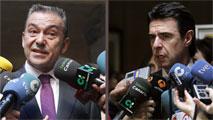 """Ir al VideoEl presidente de Canarias califica de """"asalto al territorio canario"""" las prospecciones de Repsol"""