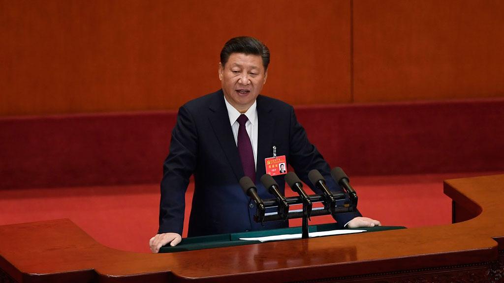 El presidente chino, Xi Jinping destaca los avances contra la pobreza y la lucha contra la corrupción
