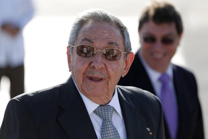El presidente de Cuba, Raúl Castro, en una fotografía de archivo