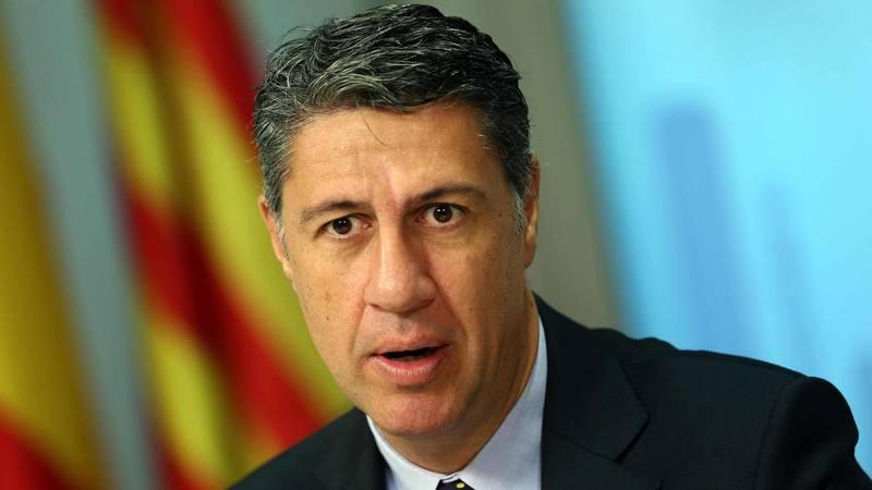 El presidente del PP catalán, Xavier García Albiol, ha declarado en calidad de testigo en el juicio de la trama Pretoria.