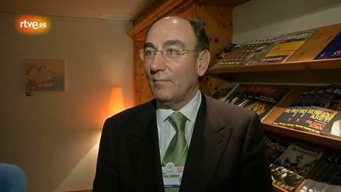 """El presidente de Iberdrola: """"Será un año difícil para Europa"""""""