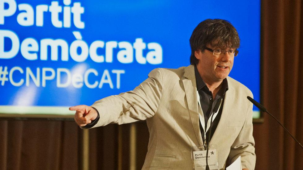 El presidente Puigdemont ha anunciado que realizará una campaña para explicar la ley de transitoriedad