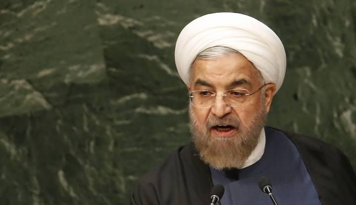 El presidente Ruhaní se dirige a la Asamblea General de la ONU